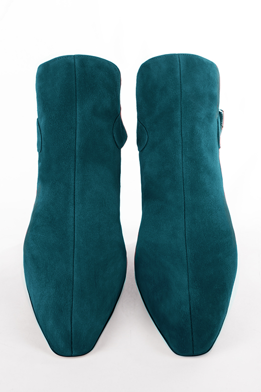 Boots personnalisable Florence KOOIJMAN - Boots Turquoise Femme