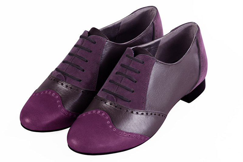 Chaussures et maroquinerie Florence KOOIJMAN - lace-up shoes pink, for women, original