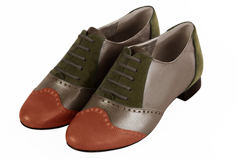 Escarpins personnalisable haut de gamme Florence KOOIJMAN - lace-up shoes, for women original.
