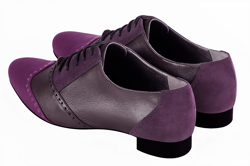 Chaussures haut de gamme Florence KOOIJMAN - lace-up shoes pink, for women, original